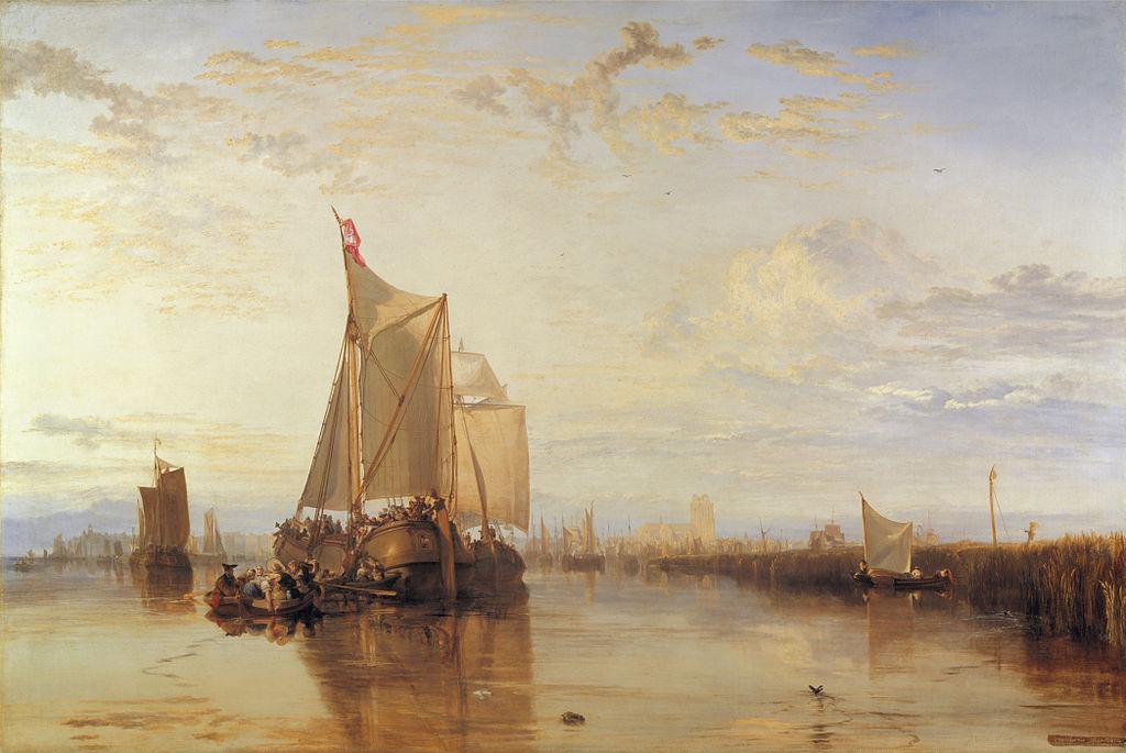 Το καράβι Dort Packet στο Ρότερνταμ
