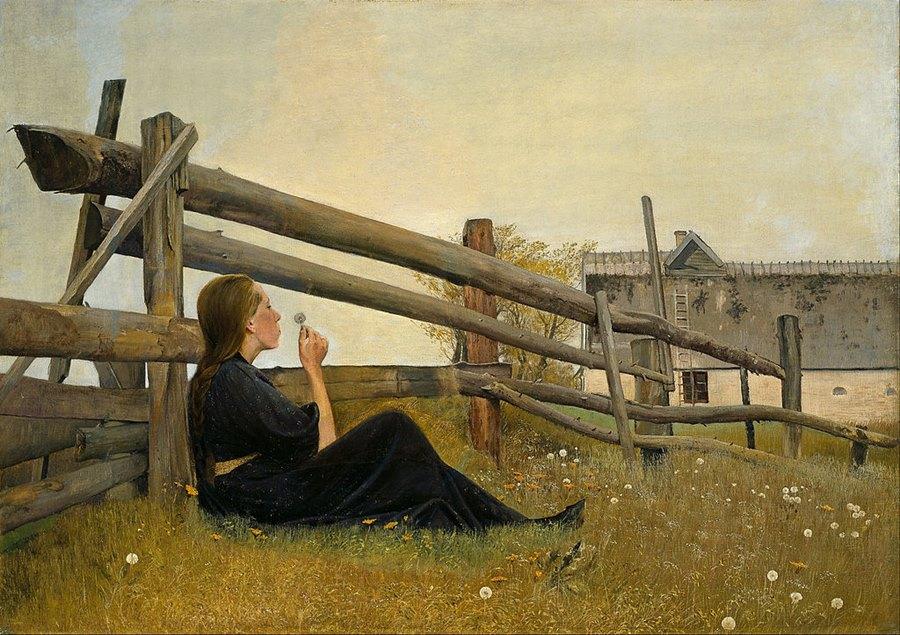 Κατά το μήνα Ιούνιο - Lauritz Andersen (LA) Ring - 1899