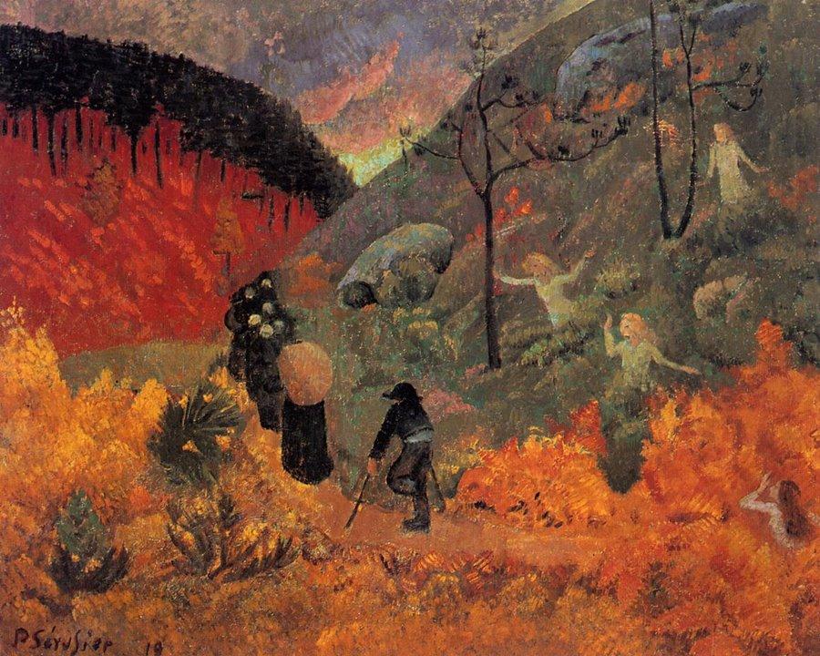 οι Ώρες - Paul Sérusier - 1919