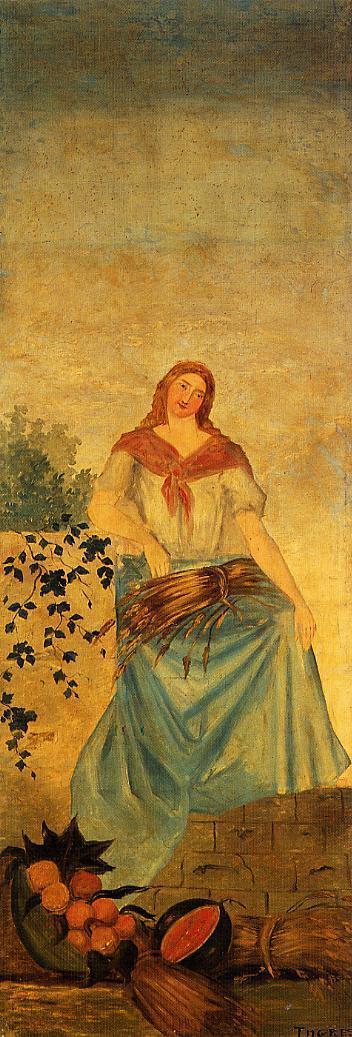 Paul Cézanne - 1860-1861