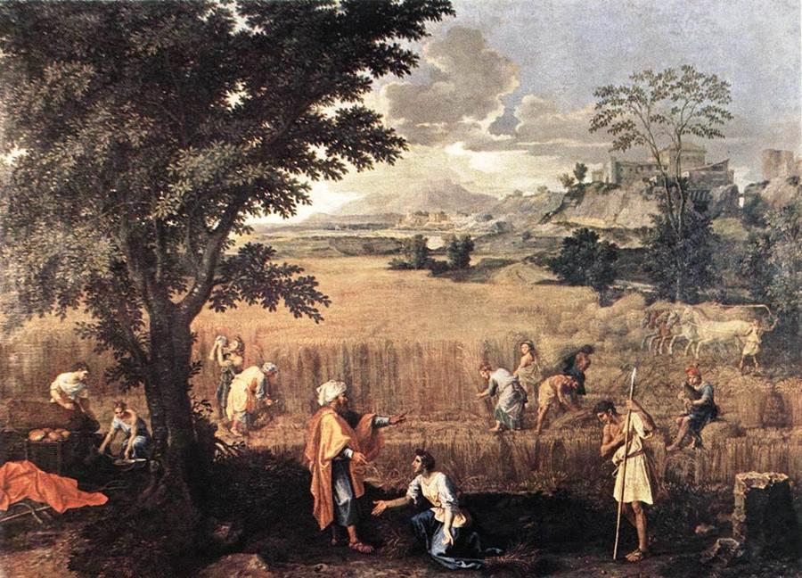 Nicolas Poussin - 1660-1664