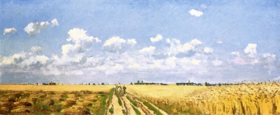Camille Pissarro - 1872-1873