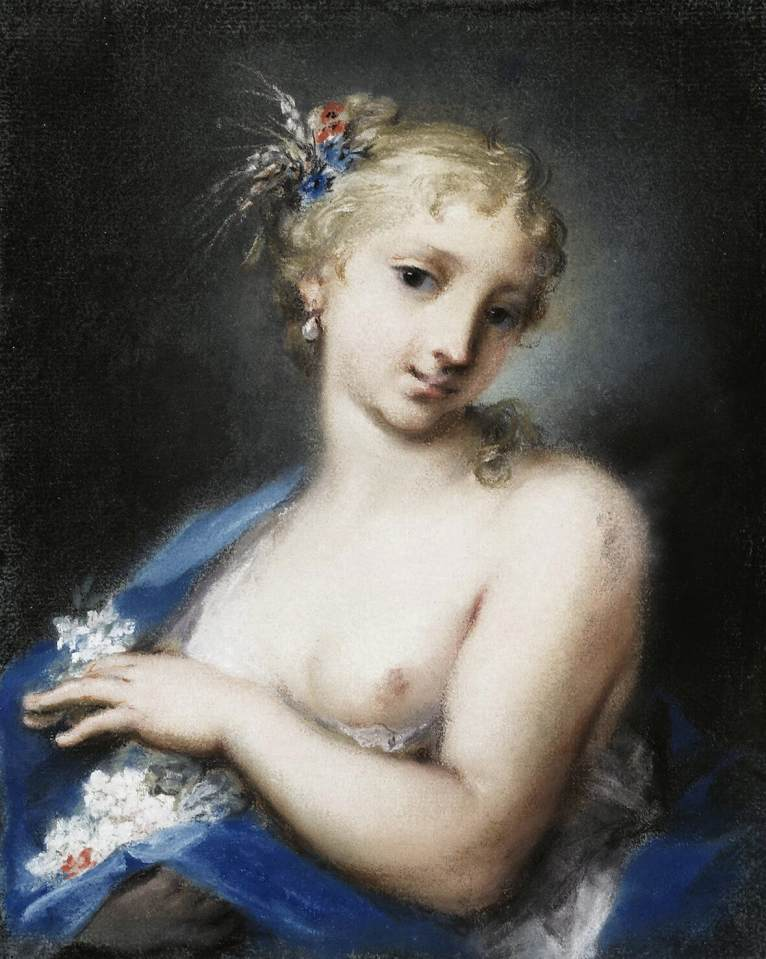 Rosalba Carriera - 1725