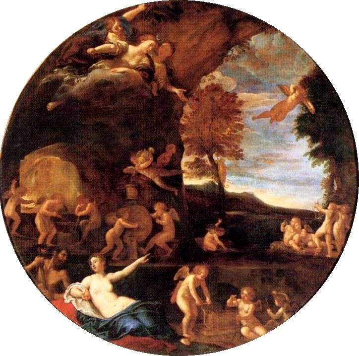 Francesco Albani - 1616-1617