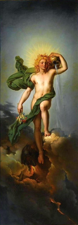 Anne-Louis Girodet de Roussy-Trioson - 1814