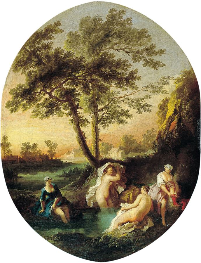Pierre-Antoine Quillard - 1725-1729