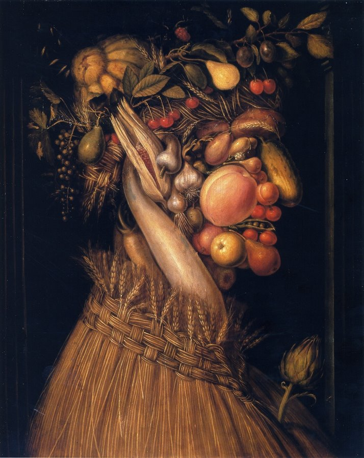 Workshop of Giuseppe Arcimboldo 1573