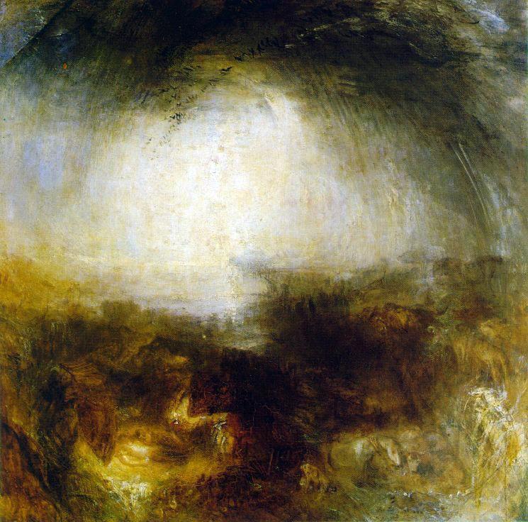 Σκιά και το σκοτάδι - το βράδυ του κατακλυσμού 1843