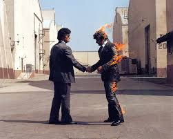 """""""Wish you were here"""" Pink Floyd"""