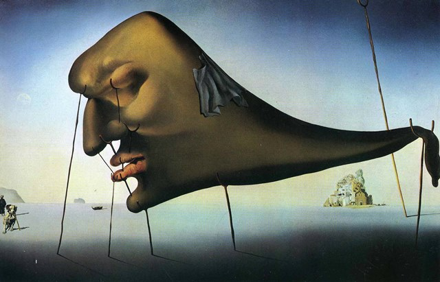 """""""Fueled by Fears and Fascinations"""" Salvador Dali"""