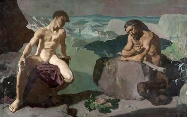 Μελάμπους και Κένταυρος
