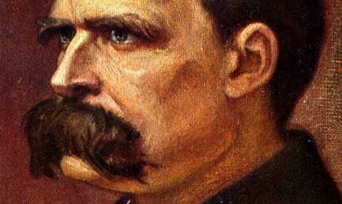 Nietzsche Icon