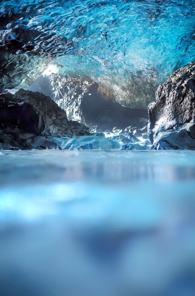 Vatnajokull Glacier, Ισλανδία