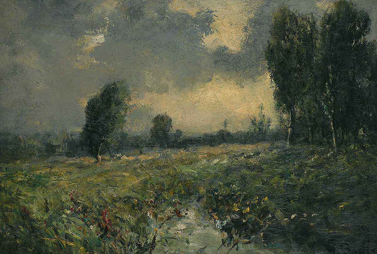 ερεικώνες αργά το καλοκαίρι - George A. Boyle