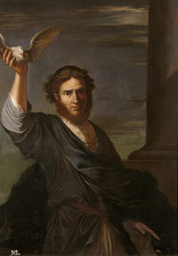 Αρχύτας ο Ταραντίνος - Salvator Rosa - 1668