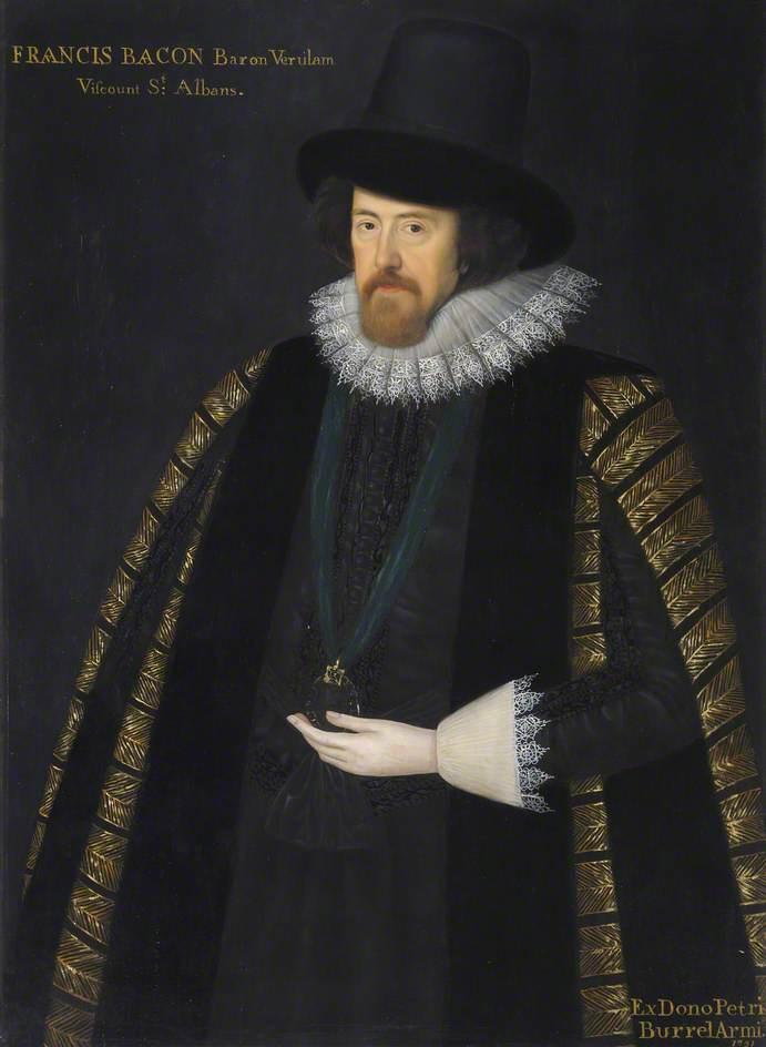 Francis Bacon, Δικηγόρος, φιλόσοφος, ποιητής και καγκελάριος William Larkin - 1617