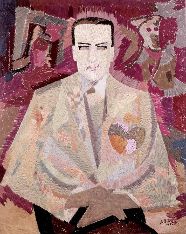 Ο άνθρωπος με τη χρυσή καρδιά, Πορτρέτο του Werner Reinhart Alice Bailly - 1920