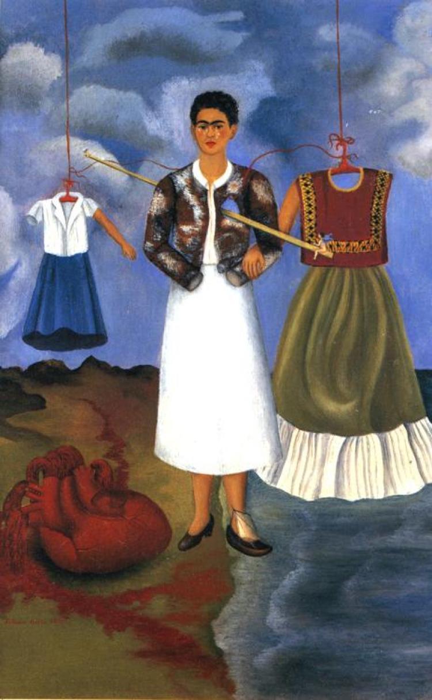 Καρδιά - Φρίντα Κάλο - 1937