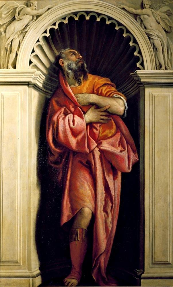Ο Πλάτωνας (Αλληγορία της Φιλοσοφίας) - Paolo Veronese - 1560