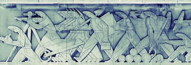 moderne-brass-relief