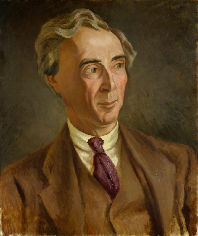 Μπέρτραντ Άρθουρ Γουίλιαμ Ράσελ - Roger Eliot Fry - 1923
