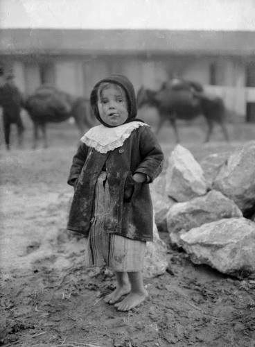 Προσφυγόπουλο - Ιανουάριος 1917, Ariel Varges,