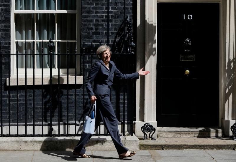 Βρετανία: Η Τερέζα Μέι γίνεται πρωθυπουργός 12/7 (AP Photo/Kirsty Wigglesworth, File)