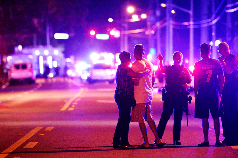 ΗΠΑ: Μακελειό με 49 νεκρούς στο Ορλάντο 12/6 (AP Photo/Phelan M. Ebenhack, File)