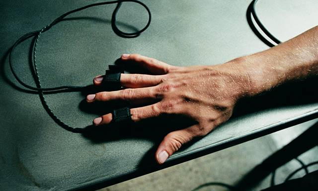 lie detector tests polygraph machine