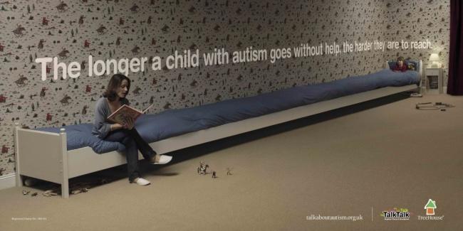 Όσο ένα παιδί με αυτισμό δεν έχει βοήθεια, τόσο πιο δύσκολο είναι να βελτιωθεί.