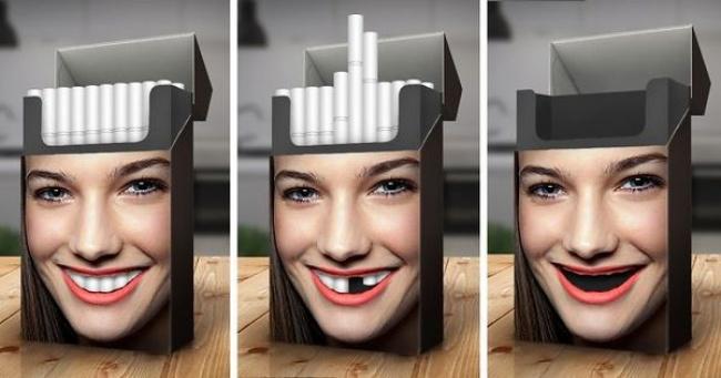 Προσοχή στο κάπνισμα.