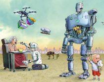 Ποιά επαγγέλματα θα «εξαφανίσουν» τα ρομπότ