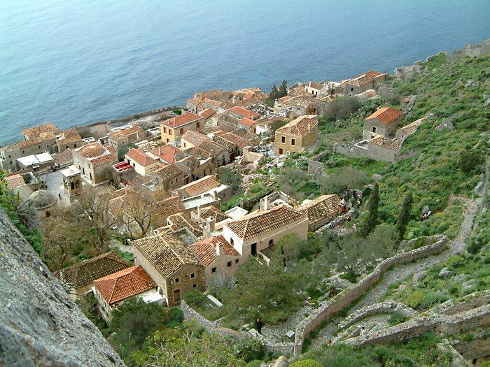 Μονεμβασιά: Ταξίδι στην βυζαντινή καστροπολιτεία της Ελλάδας