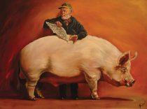 Φερνάντο Πεσσόα - Τα γουρούνια του πεπρωμένου