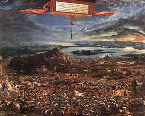 Μακιαβέλι - Γιατί το βασίλειο του Δαρείου, δεν εξεγέρθηκε εναντίον των διαδόχων του Αλέξανδρου;