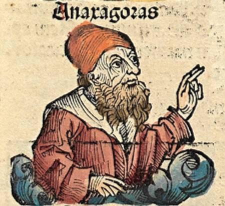 Αναξαγόρας - Ο Ήλιος είναι μεγαλύτερος από την Πελοπόννησο