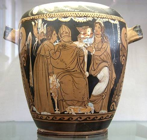 Η ηλικία γάμου στην αρχαία Ελλάδα