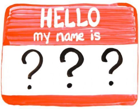 Ονόματα: Υπάρχει λόγος που τα ξεχνάς αμέσως