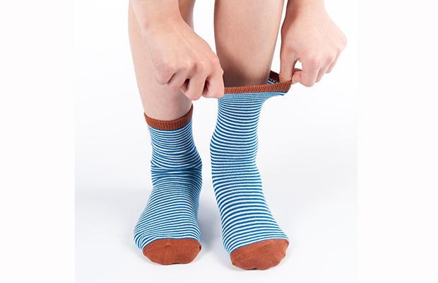 10 πειράματα με το σώμα σας που θα σας προβληματίσουν Socks