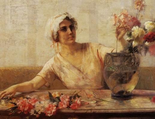 Ν. Καζαντζάκης: «Η μητέρα μου, η γαζία και το καναρίνι