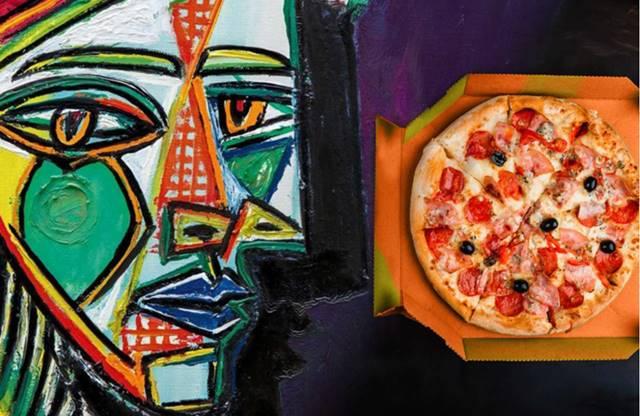 Τι απολαμβάνετε περισσότερο; Μια πίτσα ή έναν Πικάσο;