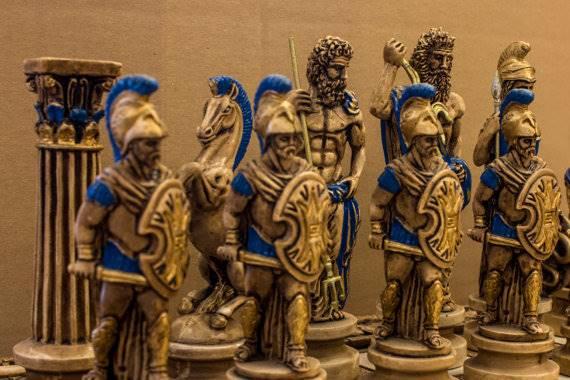 """Ο Προμηθέας, ο Δίας και μία """"μπαμπέσικη"""" παρτίδα σκάκι"""