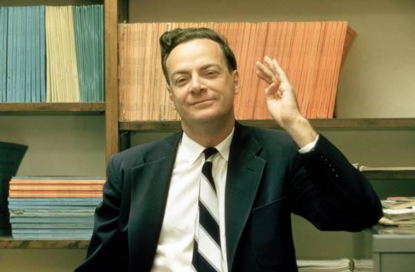 Richard Feynman - Οικοδομώντας το μέλλον