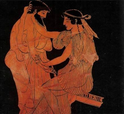 Τζέιμς Ντέιβιντσον – Το αντίτιμο της εταίρας κι η ανταλλαγή δώρων στην Αρχαία Ελλάδα