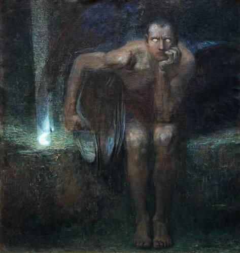 Φερνάντο Πεσσόα - Είμαι ο Διάβολος, είμαι το Λαμπερό Αστέρι του Πρωινού