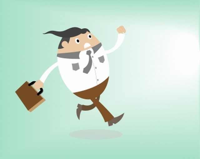 Εργασιακό στρες και αύξηση του σωματικού βάρους